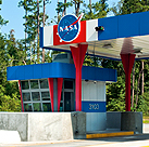 NASA compliments BIG for Guard booth