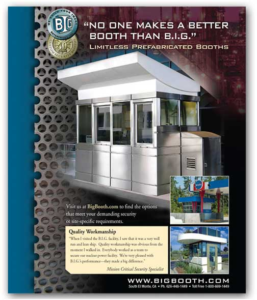 Limitless prefabricated booths from BIG