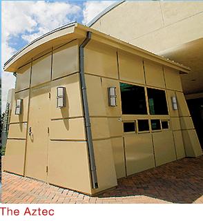 The Aztec - Ticket Booth