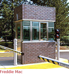 Freddie Mac- Booth for All Weather Conditions