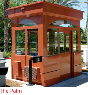 The Palm - Booth with Functional Features